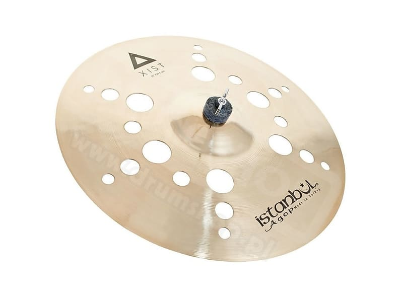 "XION16 Istanbul Agop Xist Ion Crash Cymbal 16/"" VIDEO"