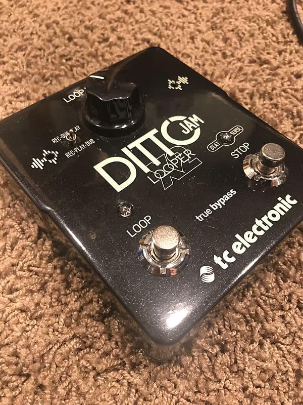 TC Electronic Ditto Jam X2 Looper 2018   Dan's Gear Depot