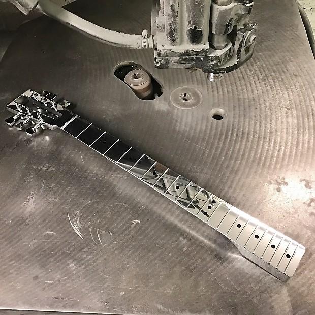 electrical guitar company 60 25 5 bolt on neck 2017 polished reverb. Black Bedroom Furniture Sets. Home Design Ideas