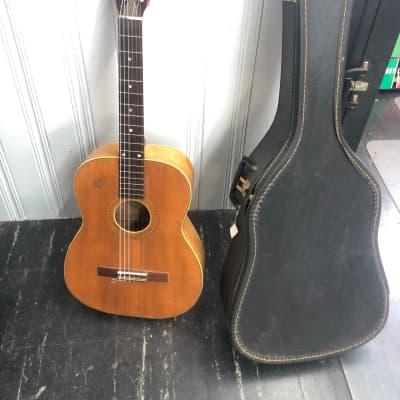 Rare 60s espana classical guitar maple for sale