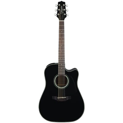 TAKAMINE GD30CE-BLK Dreadnought Ctw Elet G Series for sale