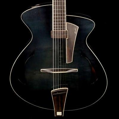 Pagelli Massari Super Deluxe Archtop Black for sale