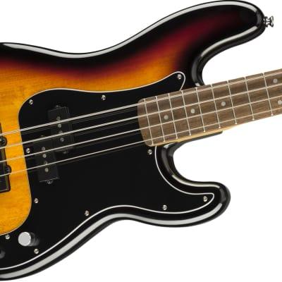 Fender Squier Vintage Modified Precision Bass PJ Laurel Fingerboard 3-Color Sunburst 0376800500