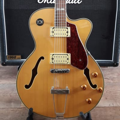 Shine SH-941-NA Jazz Guitar 2002 Natural for sale