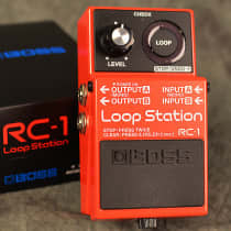 Boss RC-1 Loop Station image