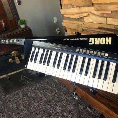 VINTAGE Korg RK-100 BK Keytar 1984 Black