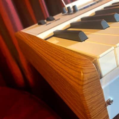 Rare Original Arturia KeyLab 88 with real wood endcaps