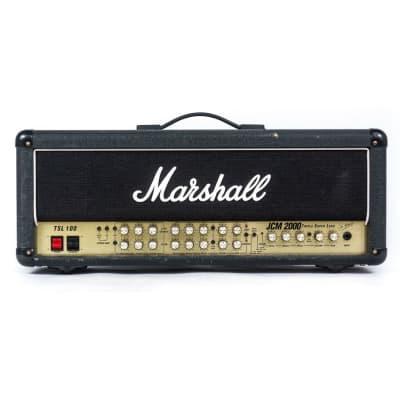 Marshall JCM 2000 TSL 100 Triple Super Lead 3-Channel 100-Watt Guitar Amp Head