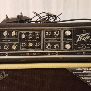 Peavey Musician 400 Series 210-Watt Guitar / Bass Head