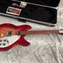Rickenbacker 330 2012 Ruby Red