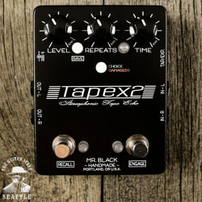Mr. Black Tapex 2 Stereophonic Tape Echo