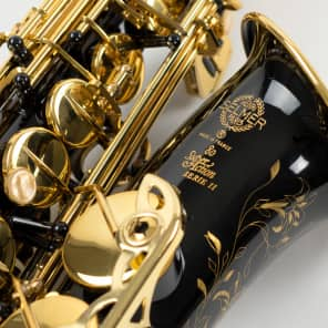 Selmer 52JBL Paris Series II Jubilee Edition Professional Model Eb Alto Saxophone