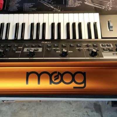 Moog Little Phatty Stage II Limited Edition Solar CV
