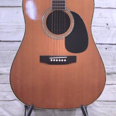 1970s Sigma DR-11 Natural Dreadnought (Made in Japan)