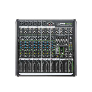 Mackie ProFX12v2 12-Channel Effects Mixer