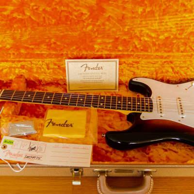 Fender Fender Special Run '59 Stratocaster Limited Edition Special Run Thin Skin 2008 Sunburst for sale
