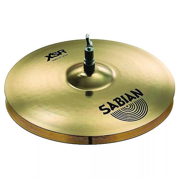 sabian 14 xsr hi hat cymbals reverb. Black Bedroom Furniture Sets. Home Design Ideas