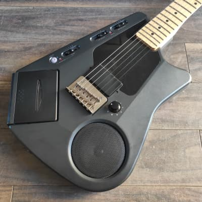 1980's Casio EG-5 Cassette Player/Recorder Guitar w/Speaker (Made in Japan) for sale