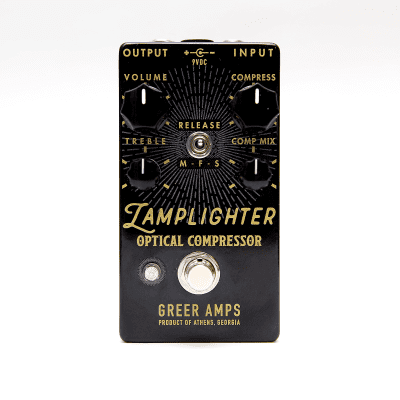 Greer Lamplighter Optical Compressor *Free Shipping in the USA*