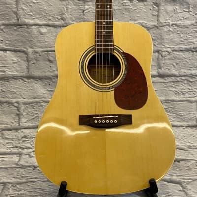 Ventura VWD5NAT Acoustic Guitar - New Old Stock!