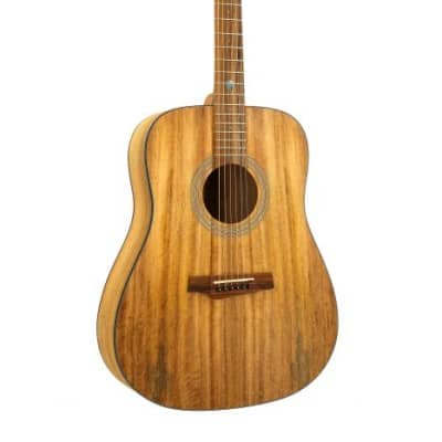 RANDON Randon RGI-M1     Akustik Gitarre   - Mango top - Mango back & sides - Natural satin open pore finish - Dreadnought - 650mm scale lenght  - 43mm neck width for sale
