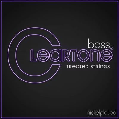 Cleartone Strings 6440 Nickel Plated Bass Strings