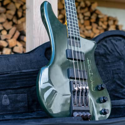 Kubicki Factor 1990 green / vintage natural relic for sale