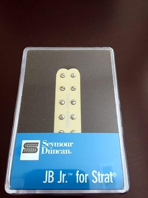Seymour Duncan JB Jr  Strat Neck Cream SJBJ-1N 11205-15-c cream