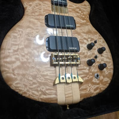 Alembic Signature Series 1995 Quilted Maple, Excellent Cond., for sale