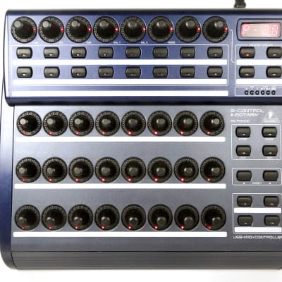 BEHRINGER BCR2000 B-Control Rotary - FREE Shipping! 0707