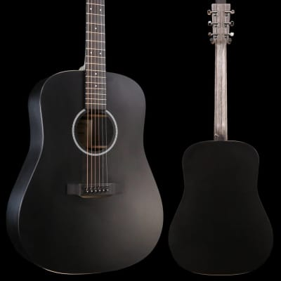 Martin DXAEBLACK X Series Acoustic / Electric Black S/N 2244316 for sale