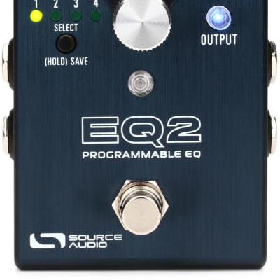 Source Audio EQ2 Programmable Equalizer Pedal for sale