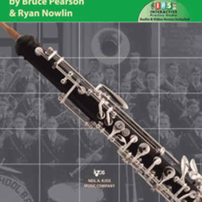 Tradition Of Excellence Book 3 - Oboe