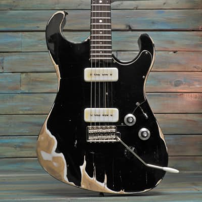 Asher Marc Ford Signature 2021 Black Relic New From Authorized Dealer for sale