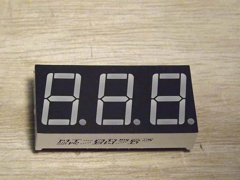 Korg MicroKorg parts - LED display module