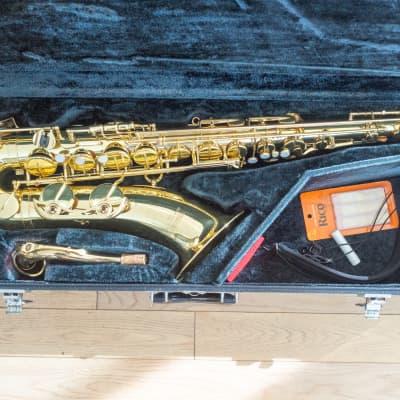 Yamaha Tenor Sax YTS-61 Serial number 010756A | Reverb