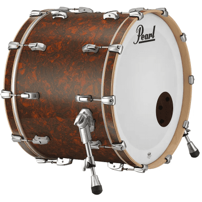 """Pearl RF2218BB Music City Custom Reference 22x18"""" Bass Drum with BB3 Mount"""