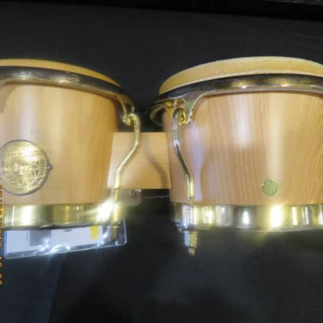 Latin Percussion 50th anniversary bongos image