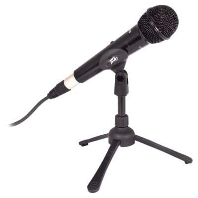 Peavey Microphone Desktop Tripod Stand Black