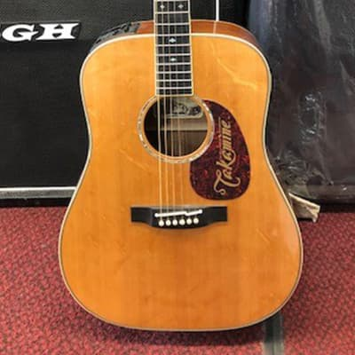Takamine Nashville Tube Series  ENV340S, Dreadnought, with Case, New. for sale