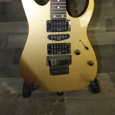 Ibanez  RG570 1998 Gold