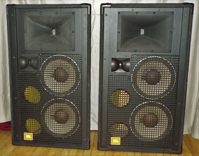JBL Professional SR 4732A Seies II Loudspeakers, Mains, Pa Speakers, FOH  1997