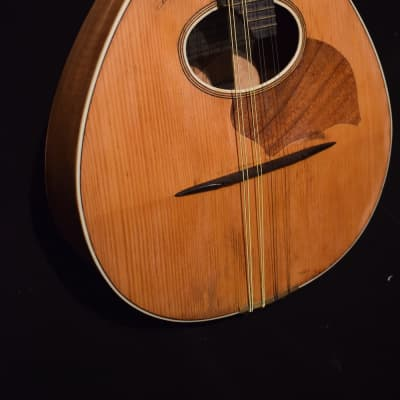 Beuscher flat back mandolin 1950s for sale