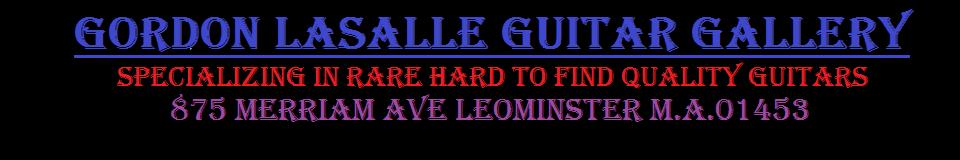 Gordon LaSalle Music