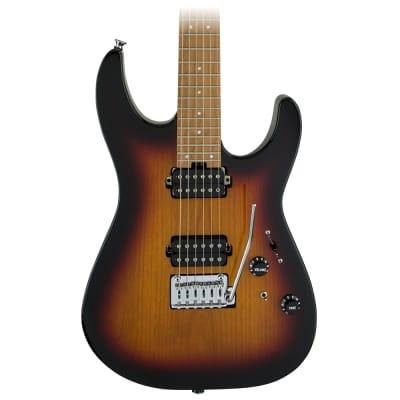 Charvel Pro Mod DK24 HH 2PT CM 3-Tone Sunburst Electric Guitar for sale