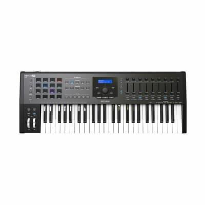 Arturia Keylab MkII 49 Key USB MIDI Controller Keyboard (black)