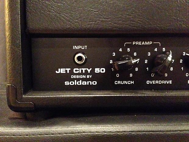 jet city 50h manuals