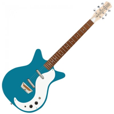 Danelectro The 'Stock '59' Electric Guitar - Aquamarine for sale
