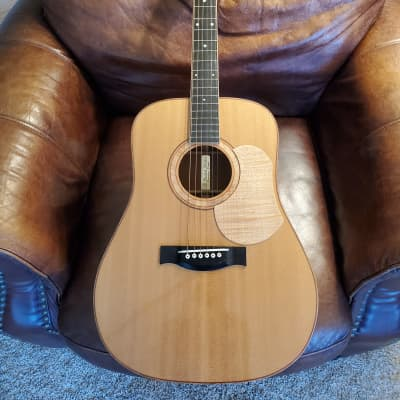 McMasters D42 2017 Natural Acoustic Guitar for sale
