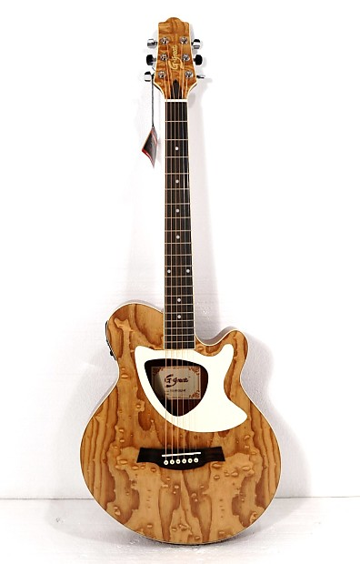 39 cutaway electric acoustic guitar built in tuner reverb. Black Bedroom Furniture Sets. Home Design Ideas